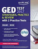 Kaplan GED Test 2017 + Online (KAPLAN GED)