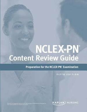 Bog, paperback Nclex-pn Content Review Guide af Kaplan