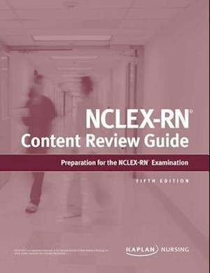 Bog, paperback NCLEX-RN Content Review Guide af Kaplan