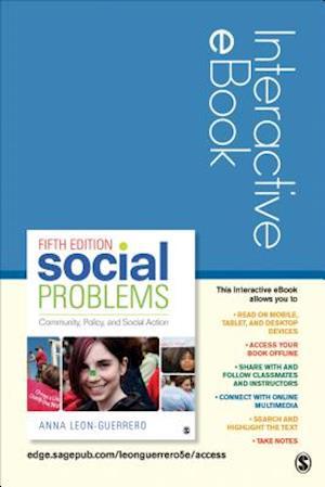 Social Problems Interactive eBook af Anna Leon-Guerrero