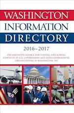 Washington Information Directory 2016-2017 (WASHINGTON INFORMATION DIRECTORY)