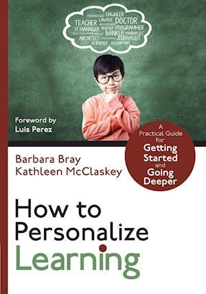 Bog, paperback How to Personalize Learning af Barbara Ann Bray