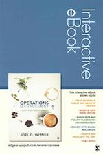 Operations Management Interactive eBook