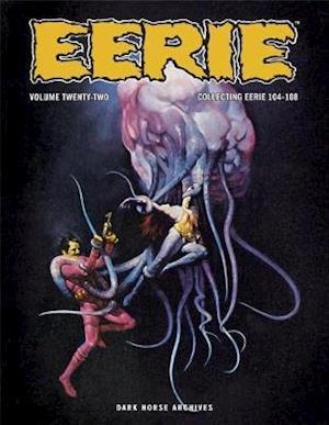 Eerie Archives 22 af Bruce Jones