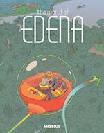 The World of Edena (Moebius Library)