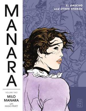 Bog, paperback Manara Library Volume 2 af Hugo Pratt, Milo Manara
