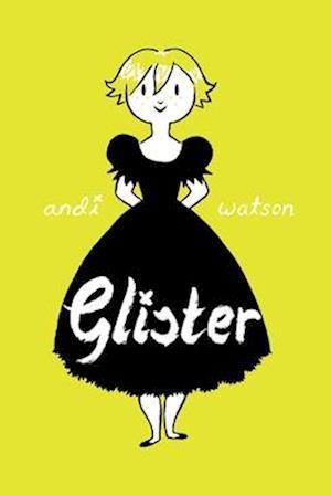 Bog, paperback Glister af Andi Watson
