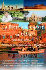 Doctora Margaret en Delhi af Waheed Rabbani