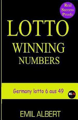 Lotto Winning Numbers