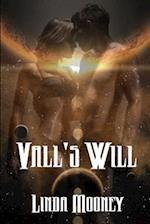Vall's Will af Linda Mooney