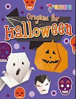 Origami for Halloween (Origami Holidays, nr. 4)