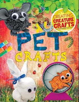 Bog, paperback Pet Crafts af Annalees Lim