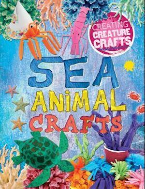 Bog, paperback Sea Animal Crafts af Annalees Lim
