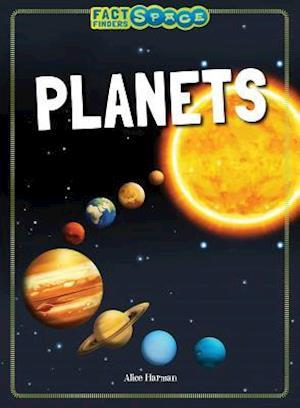 Bog, paperback Planets af Alice Harman