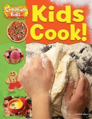 Bog, paperback Kids Cook! af Ruth Owen