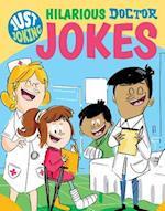 Hilarious Doctor Jokes af Sally Lindley