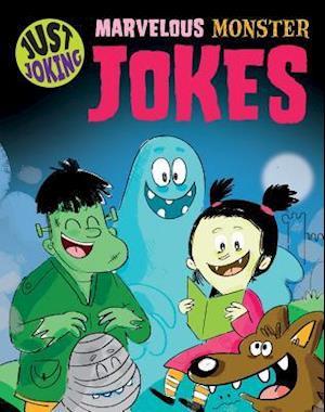 Marvelous Monster Jokes af Sally Lindley
