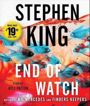 Lydbog, CD End of Watch af Stephen King
