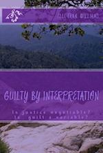 Guilty by Interpretation af Elle Fran Williams