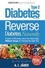 Reverse Diabetes Naturally af Anna I. Jager