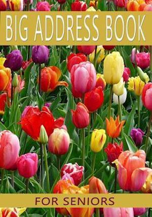 Big Address Book for Seniors af Blank Books Journals
