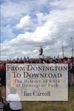 From Donington to Download af MR Ian Carroll