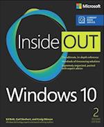 Windows 10 Inside Out (Inside Out)