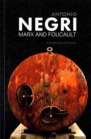 Bog, paperback Marx and Foucault af Antonio Negri