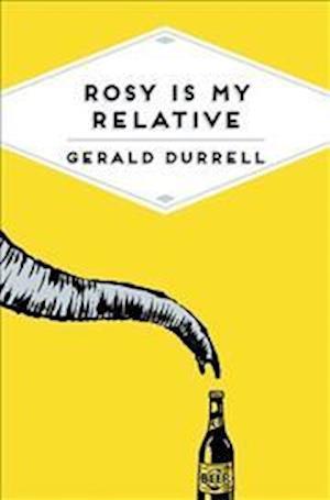 Bog, paperback Rosy is My Relative af Gerald Durrell