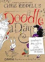 Chris Riddell's Doodle-A-Day af Chris Riddell