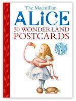 The Macmillan Alice 30 Wonderland Postcards (Macmillan Alice)