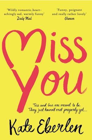 Miss You af Kate Eberlen