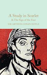 Study in Scarlet & The Sign of the Four (Macmillan Collectors Library)