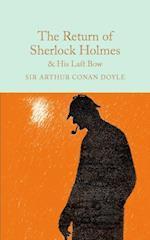 Return of Sherlock Holmes & His Last Bow (Macmillan Collectors Library)