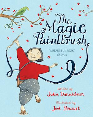 Bog, paperback The Magic Paintbrush af Julia Donaldson