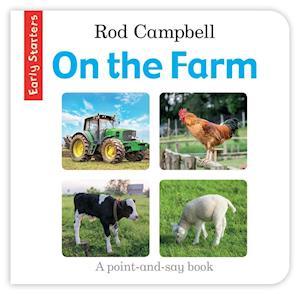 Bog, papbog On the Farm af Rod Campbell