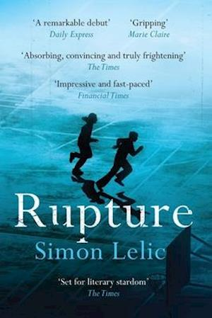 Bog, paperback Rupture af Simon Lelic