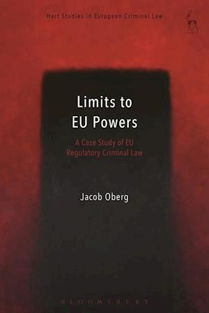 Bog, hardback Limits to Eu Powers af Jacob Oberg