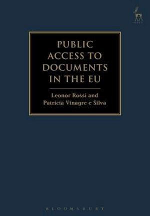 Bog, hardback Public Access to Documents in the EU af Leonor Rossi