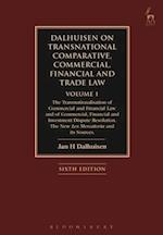 Dalhuisen on Transnational Comparative, Commercial, Financial and Trade Law Volume 1