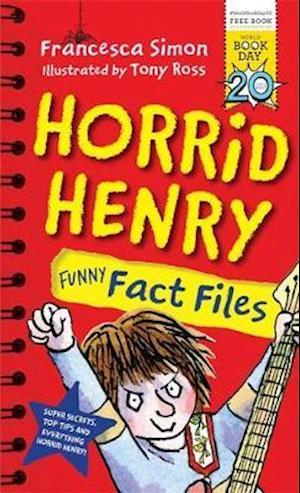 Bog, paperback Horrid Henry Funny Fact Files af Francesca Simon