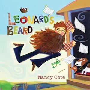 Bog, hardback Leonard's Beard af Nancy Cote