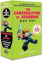 The Gameknight999 Vs. Herobrine Box Set (Gameknight999)
