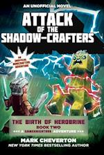 Attack of the Shadow Crafters (Minecraft Gamers Adventure)