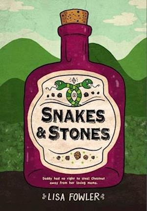 Bog, hardback Snakes and Stones af Lisa Fowler