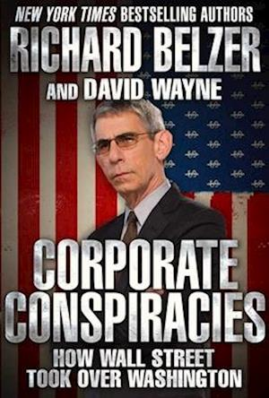 Bog, hardback American Corporate Conspiracies af David Wayne
