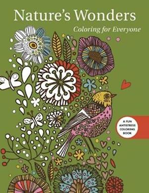 Nature's Wonders: Coloring for Everyone af Racehorse Publishing