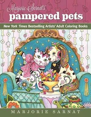 Marjorie Sarnat's Pampered Pets af Marjorie Sarnat