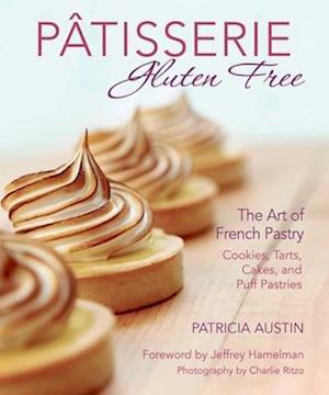 Bog, hardback Patisserie Gluten Free af Patricia Austin