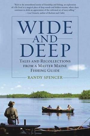 Bog, paperback Wide and Deep af Randy Spencer